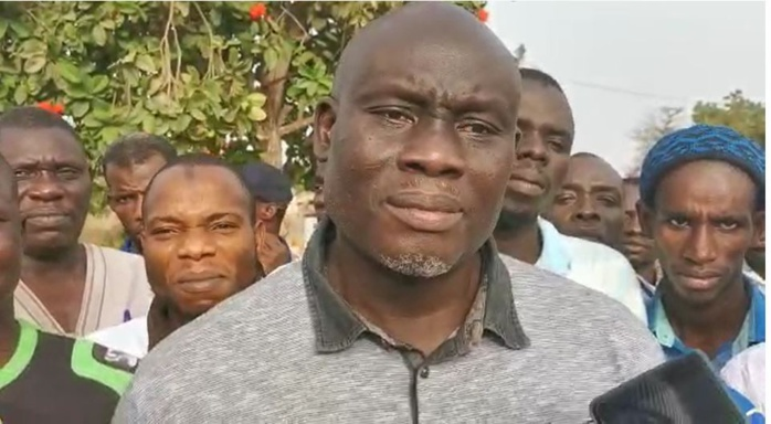"""Mbaye M. Pouye : """"On ne peut pas parler d'agression sur Guy Marius Sagna"""""""