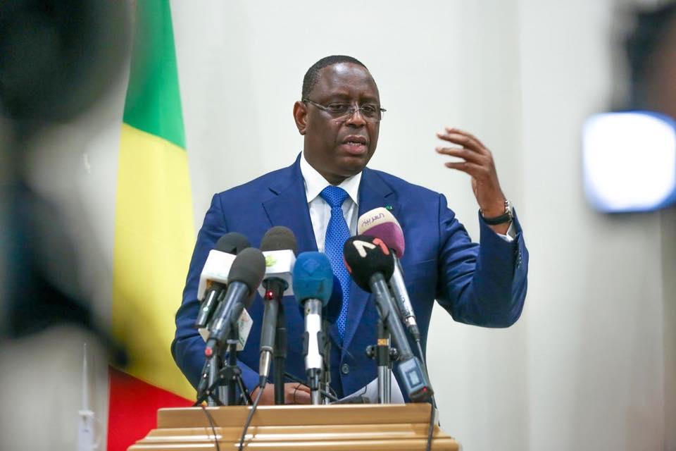 Projet de redécoupage de la région de Dakar : Ce que Macky compte changer...
