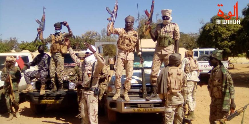 Tchad : la rébellion est « en débandade », selon le ministre de la Défense