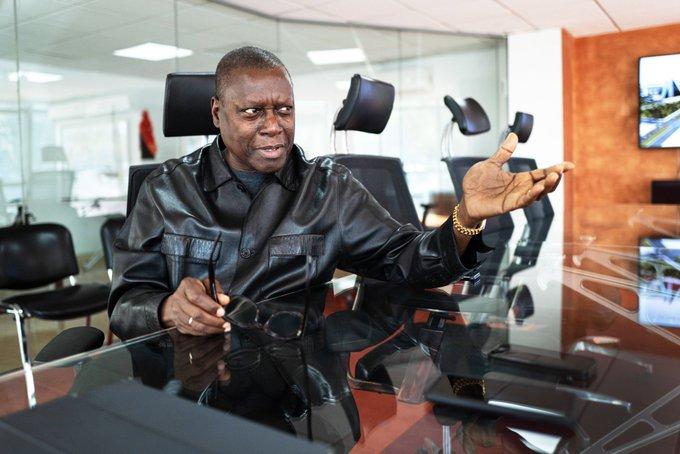 Atépa Goudiaby : «Cette accusation d'Aby NDOUR m'a causé d'énormes pertes»