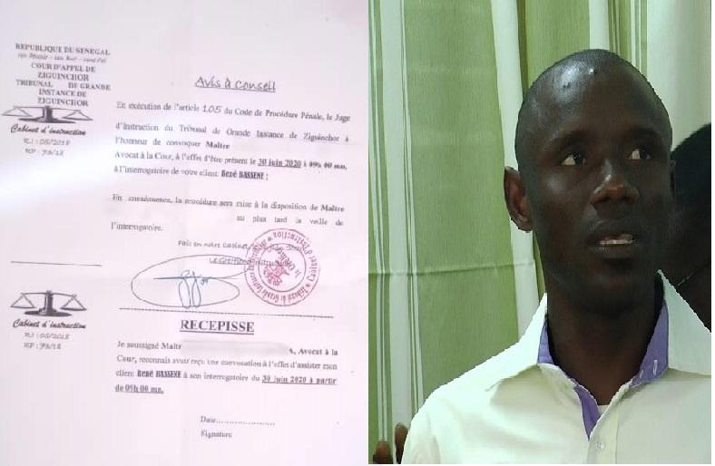 Affaire Boffa Bayotte: René Capain Bassene et Cie bientôt jugés