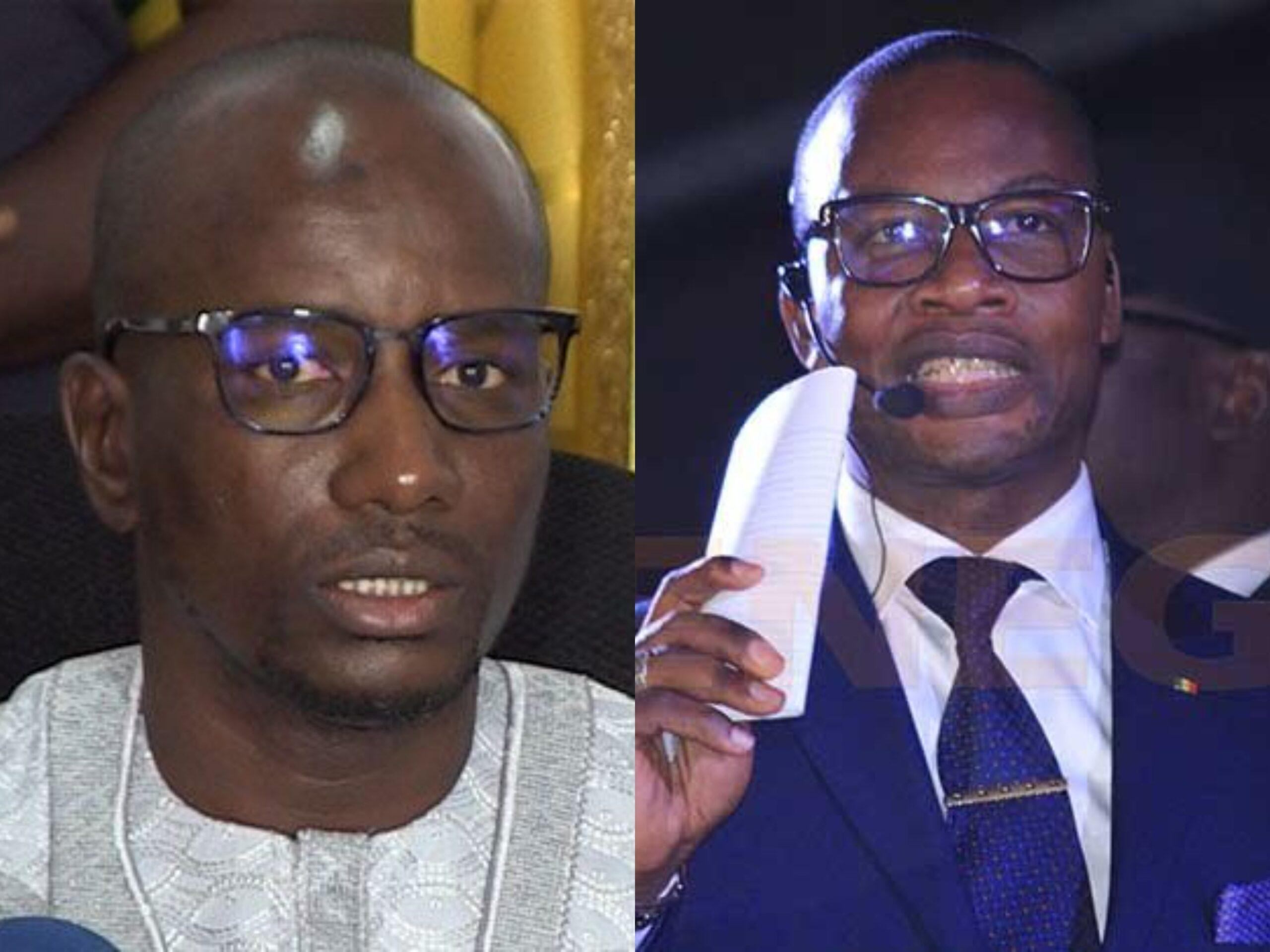ME Moussa Diop à son successeur : «Lorsqu'on est vraiment garçon, on ne se cache pas derrière l'argument de la fausse incompétence d'un tribunal »