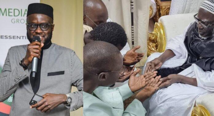 """""""Sonko recadré par le Khalif"""" : El Malick Ndiaye dément et revient sur le sens du message de Serigne Mountakha"""