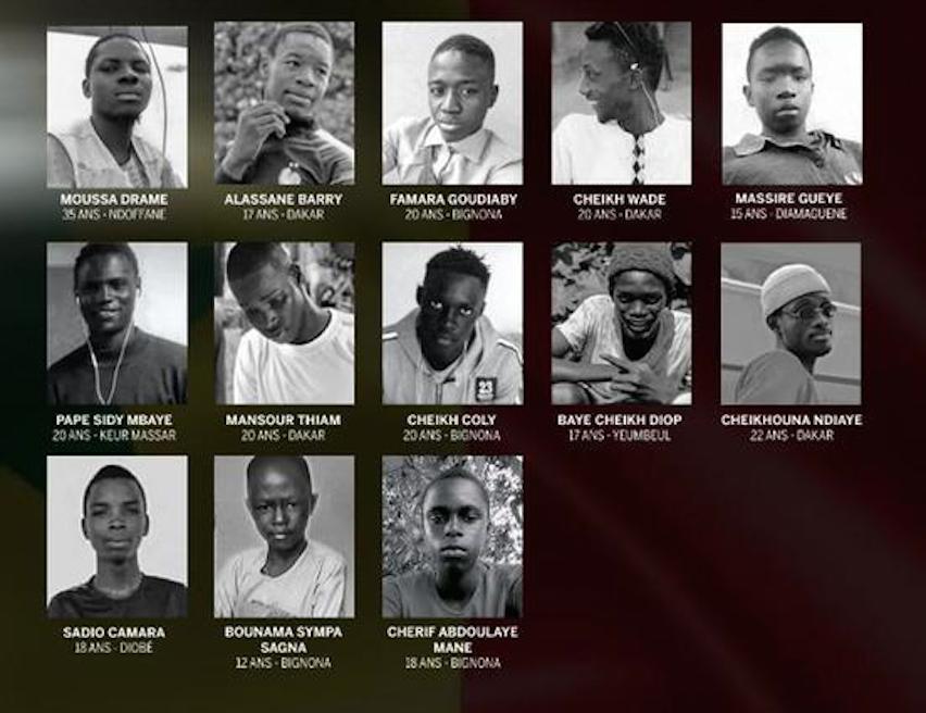 13 jeunes assassinés au mois de mars:  Le M2D organise ce samedi une journée de prière à Bignona