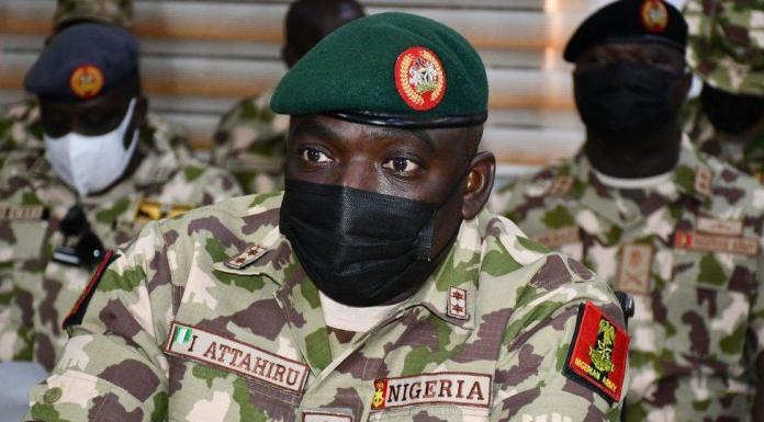 Nigeria : Le chef d'Etat-major des forces armées est mort