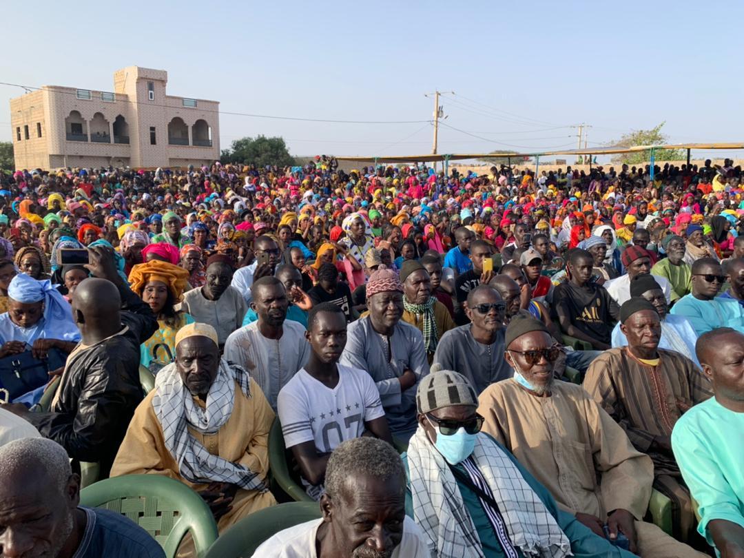 Forte mobilisation à Dakar pour la criminalisation de l'homosexualité