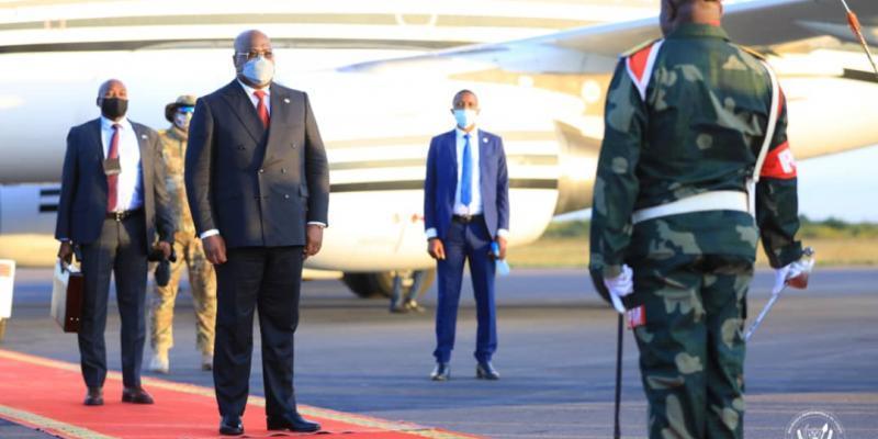 Le Président de la RDC annule sa visite en Guinée Bissau
