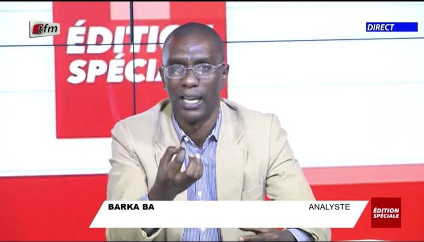 Le journaliste Barka Ba quitte le groupe Futurs médias