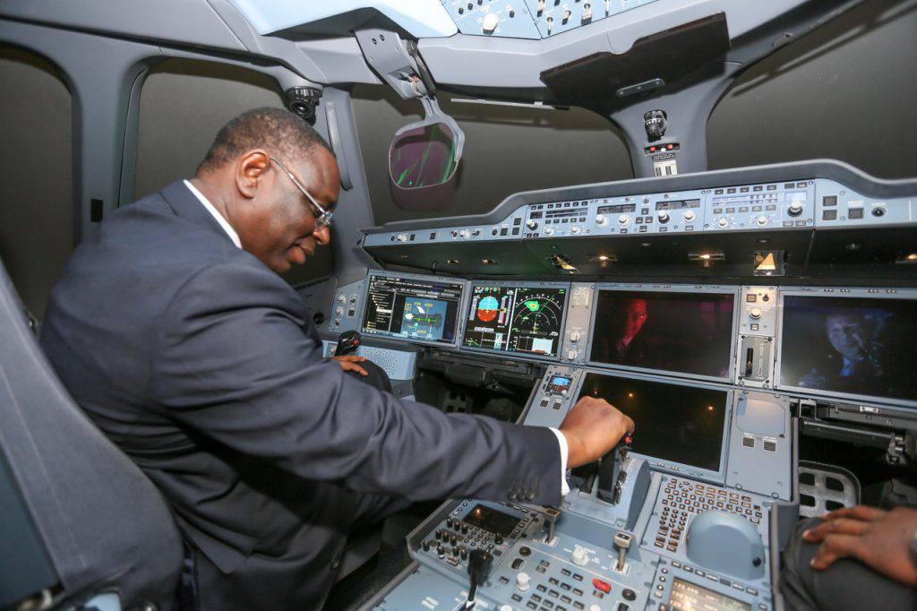 Avion Présidentiel A320 neo : Macky avait passé la commande depuis 2018