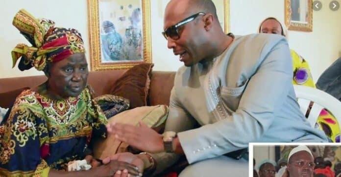 Barthélémy Dias rend hommage à la maman de Khalifa Sall