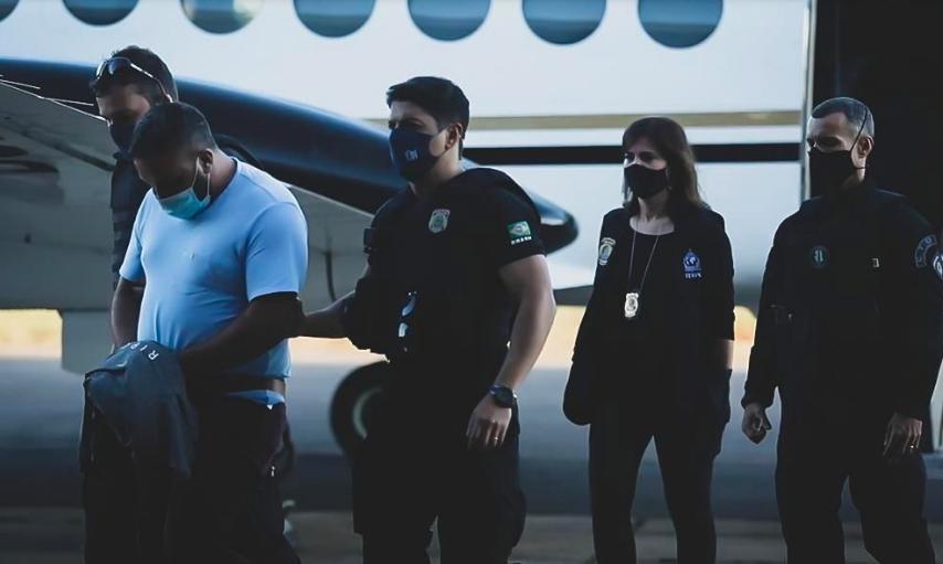 Rocco Morabito le boss de la «Ndrangheta» recherché à Dakar, arrêté aux Brésil