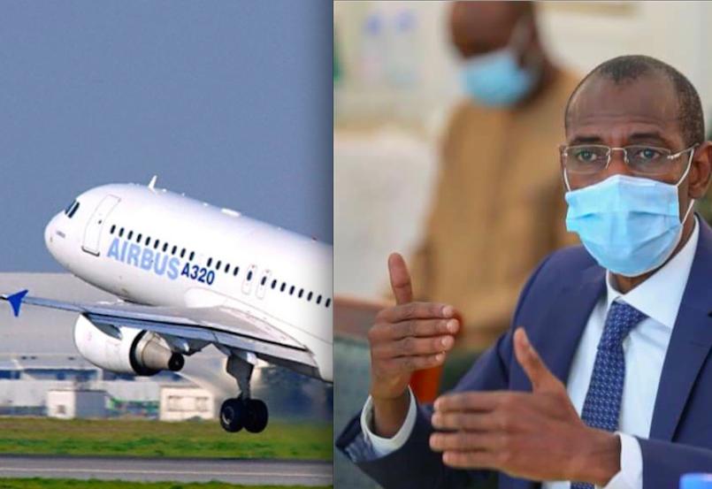 """Coût du nouvel avion présidentiel dévoilé : Quand Abdoulaye D. Diallo viole le """"secret défense"""""""