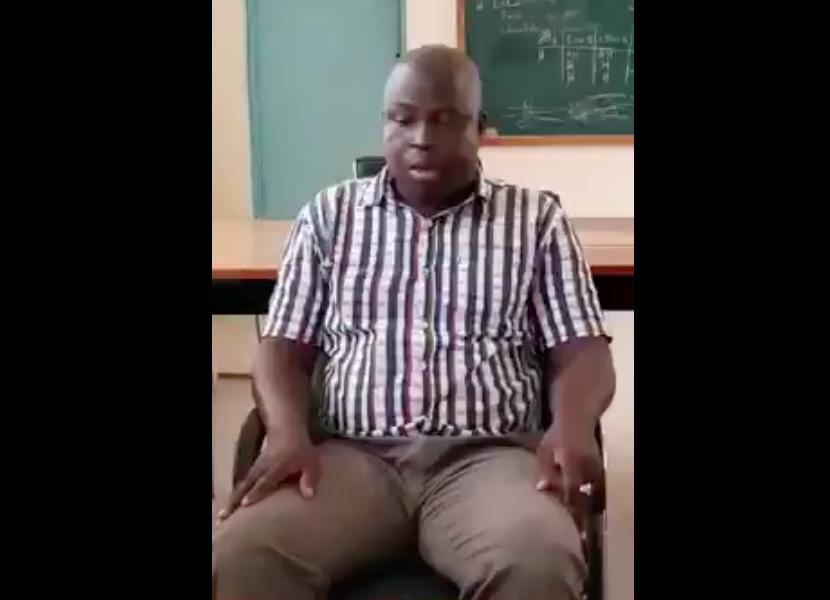 Épreuve d'Anglais sur l'Homosexualité :  Ousmane Baldé sanctionné !!!