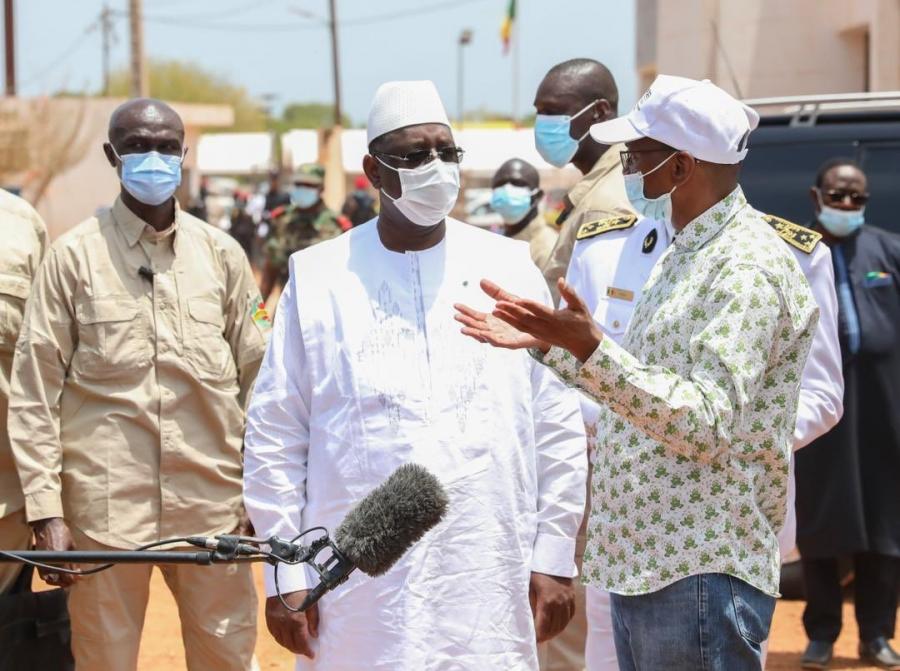 Tournée économique : l'APR félicite Macky Sall
