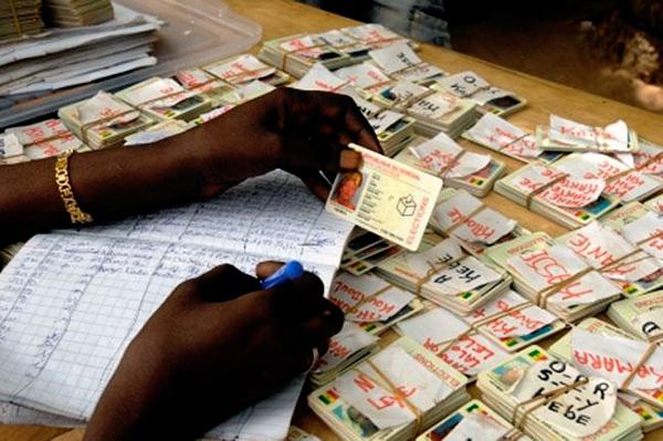 Élections locales : Inscriptions sur les listes électorales, c'est du 15 juin au 15 juillet 2021