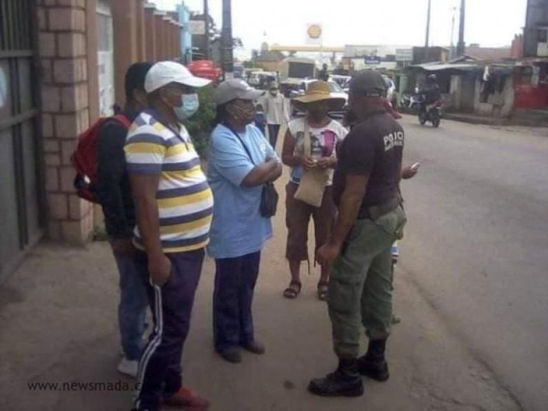 Non-respect des gestes barrières : Plus de 1.000 personnes arrêtées en Ouganda