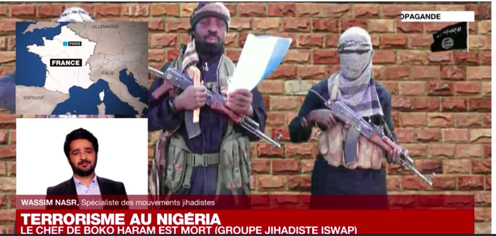 Nigéria : Fin tragique du chef de Boko Haram, Abubakar Shekau