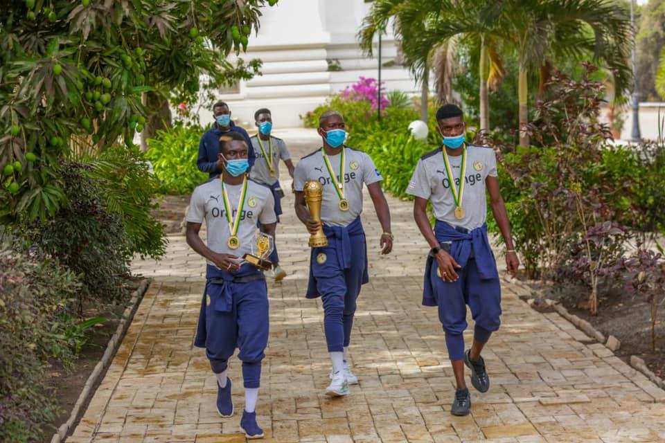 Beach soccer : Macky offre plus 10 millions de fcfa pour chaque joueur
