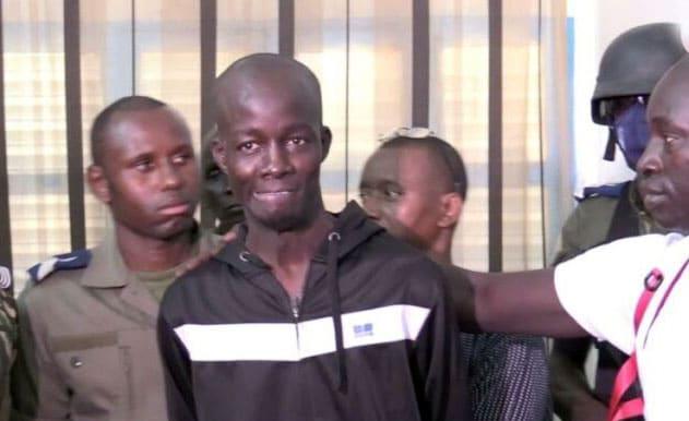 Évasion de Boy Djiné :  La personne qui a envoyé de l'argent au fugitif arrêté
