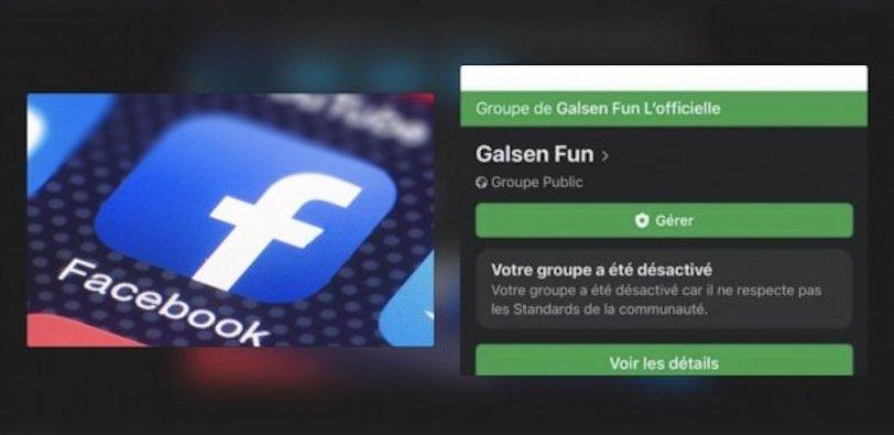 """Attaques contre les homosexuels : Facebook désactive la page """"Galsen Fun"""""""