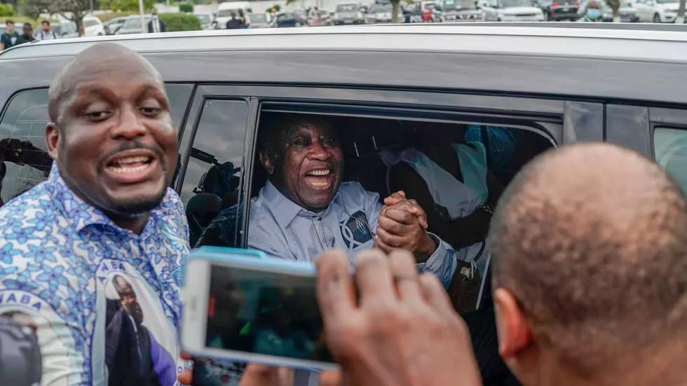 « Je suis heureux de retrouver la Côte d'Ivoire et l'Afrique après avoir été acquitté »