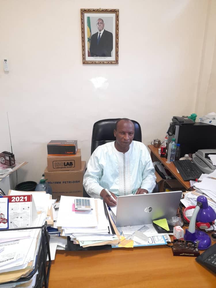 Dr. Bacary Diatta DG du LANAC : Portrait d'un disciple d'ASTRAKHAN trempé dans la rigueur russe