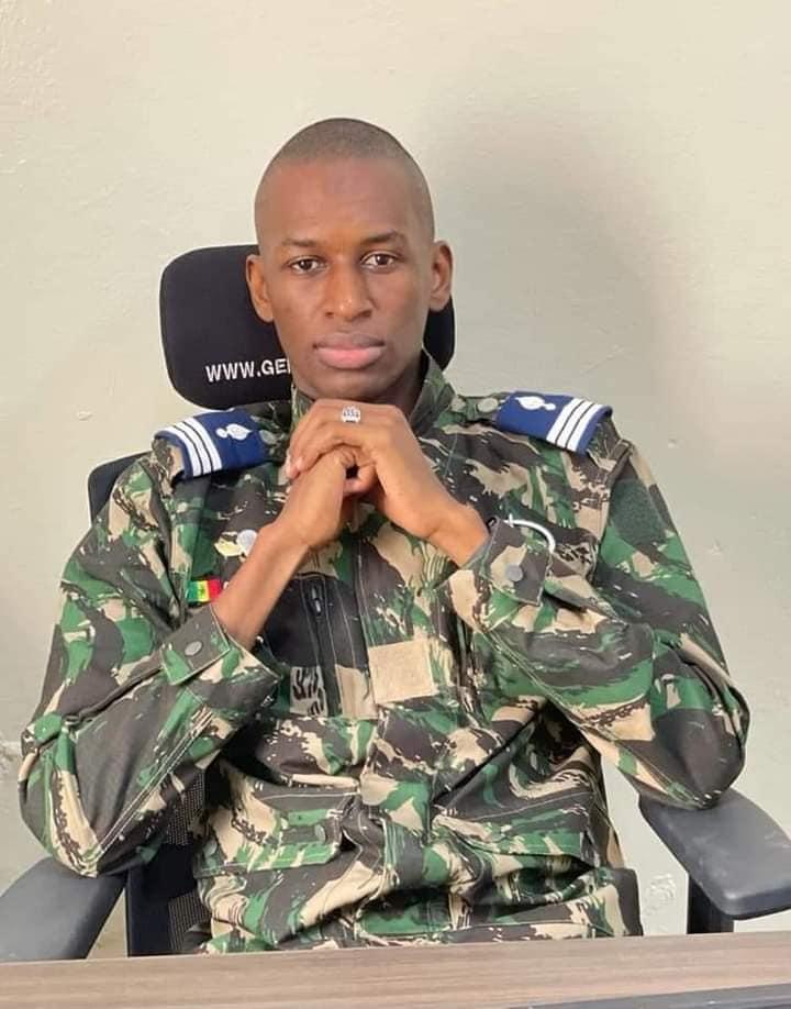Gendarmerie : La réaction du capitaine Oumar Touré après sa radiation
