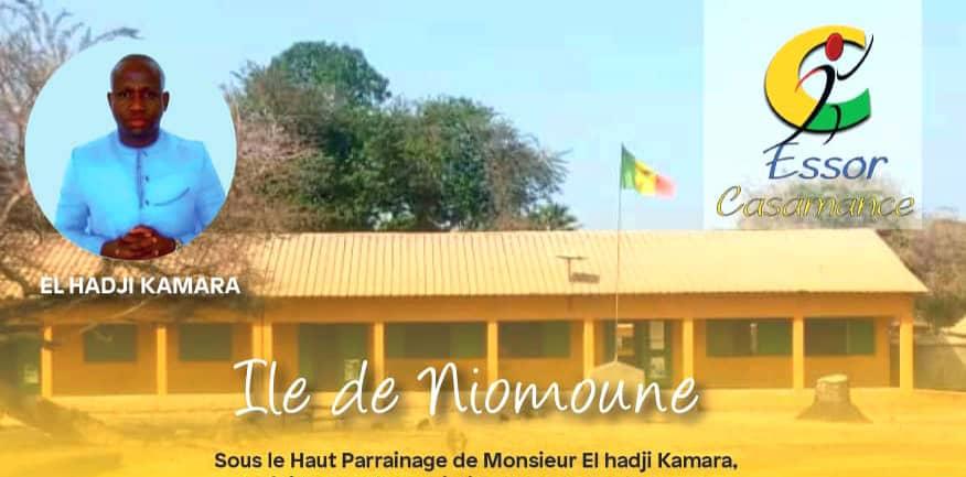 """Niomoune : L'Association """"Essor Casamance"""" et ses partenaires récompensent les meilleurs élèves de l'île"""