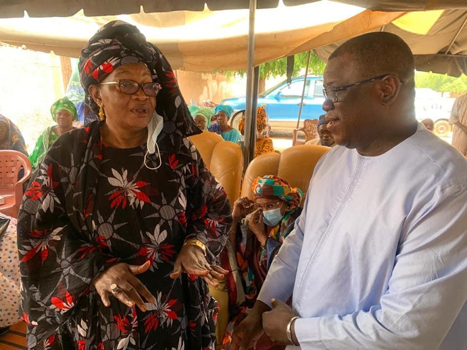 """Abdoulaye Baldé témoigne : """"Ce qui me lie à la famille d'Aida Mbdji..."""""""