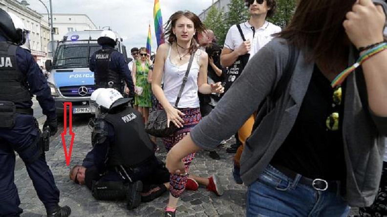 """Géorgie: des violences éclatent pendant la Marche """"des fiertés des LGBT"""""""