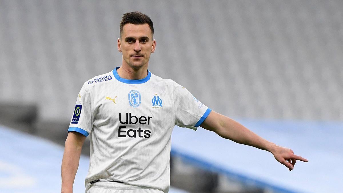 OM : on sait enfin où jouera Arkadiusz Milik la saison prochaine