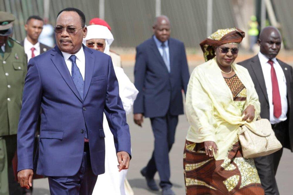 Dernière minute : Mahamadou ISSOUFOU et son épouse quittent Dakar
