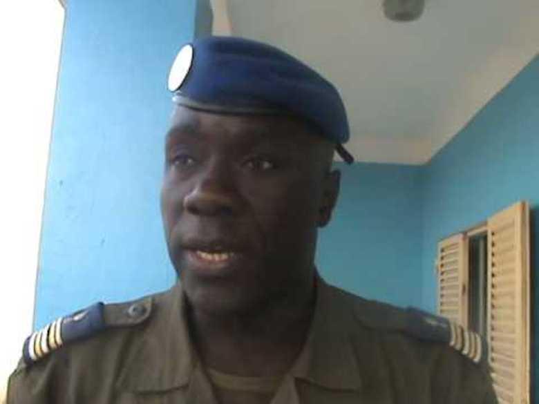 Le colonel Adama GUEYE, nommé nouveau gouverneur du Palais de la république