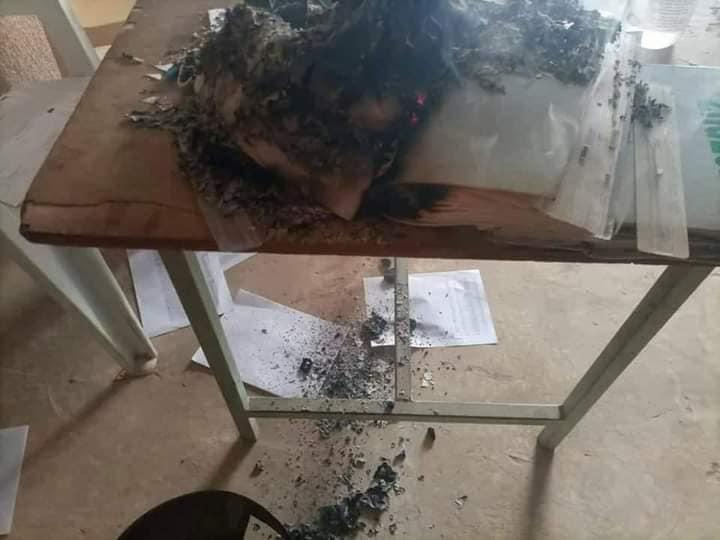 Après Hann, des élèves de Sindia incendient la salle des professeurs
