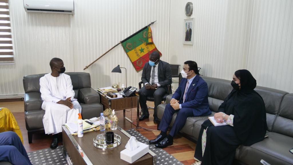Présidence d'interpol : Le Major General Ahmed Nasser Al Raisi démarre sa campagne à Dakar