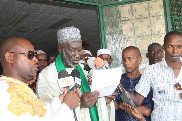 Tabaski 2021: la famille Omarienne annule sa prière collective à la mosquée