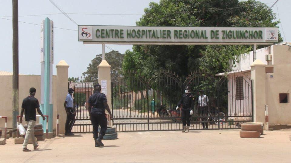 Ziguinchor : l'hôpital régional tient enfin son cardiologue et son médecin généraliste