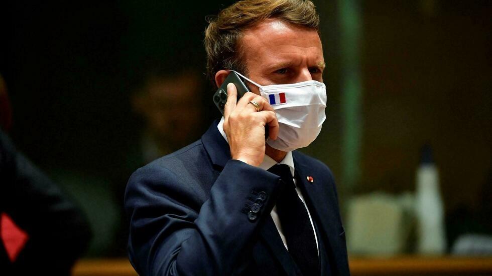 Affaire Pegasus : des téléphones d'Emmanuel Macron et d'Édouard Philippe visés