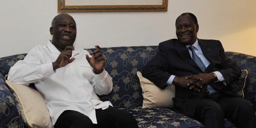 Côte d'ivoire: 10 ans après la crise post-électorale, Alassane Ouattara reçoit Laurent Gbagbo