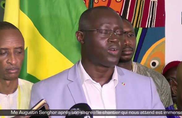 Décès suspect de Samba Sarr : La réaction d'Augustin Senghor