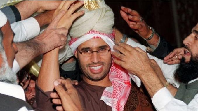 Libye : le fils de Kadhafi réapparaît et envisage un retour politique