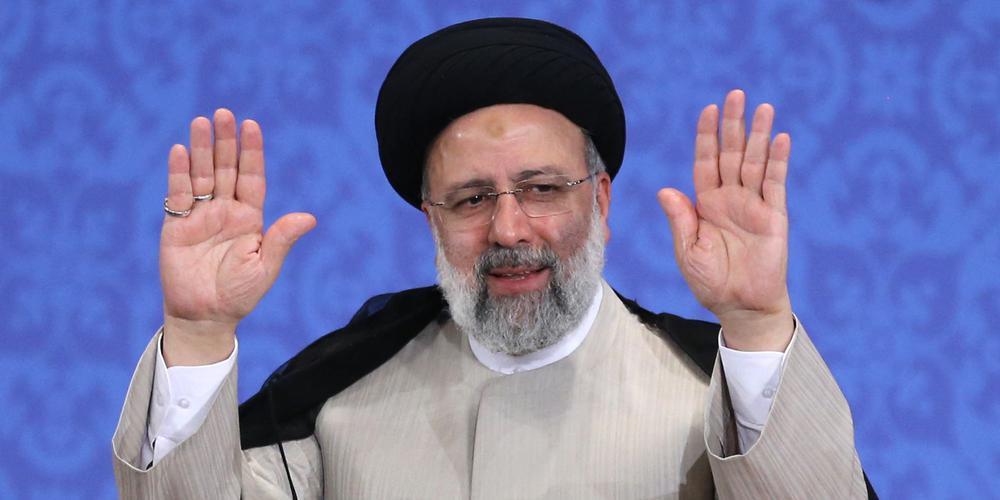 Qui est Ebrahim Raïssi, religieux ultraconservateur et nouveau président de l'Iran?