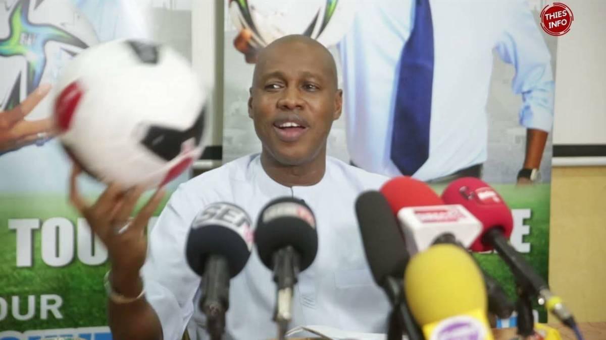 Présidence de la FSF : Mady Touré tacle encore Augustin Senghor