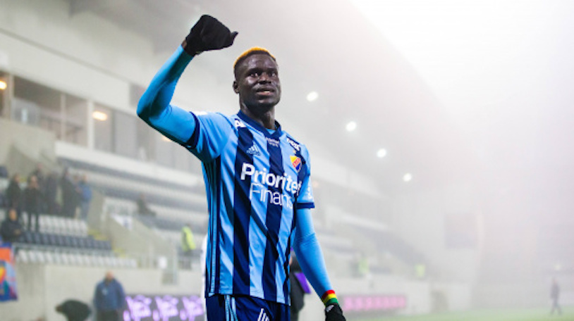 Aliou Badji prêté à Amiens SC