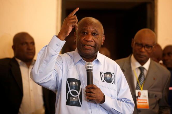Côte d'Ivoire: Laurent Gbagbo propose la création d'un nouveau parti