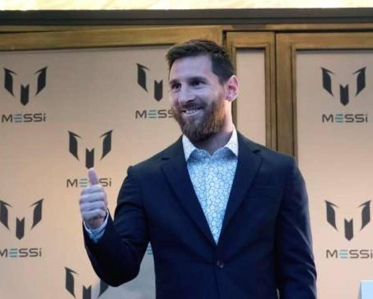 PSG : Lionel Messi portera le numéro 30