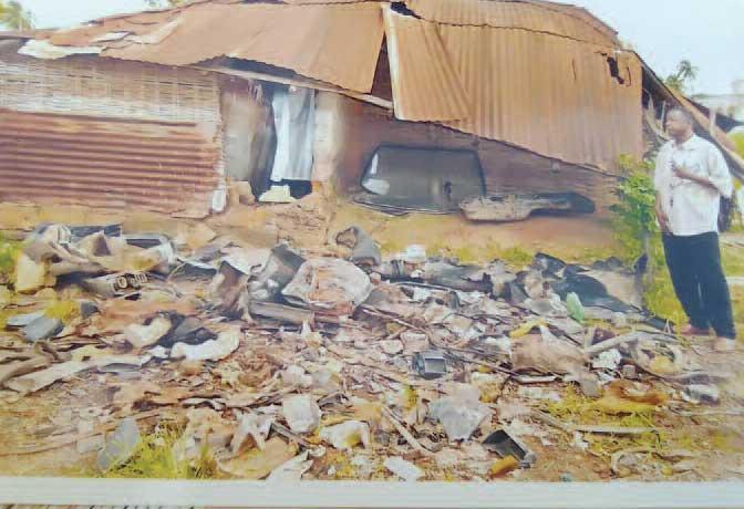 Ziguinchor : La maison de Ousmane Sembène devenue un dépotoir d'ordures