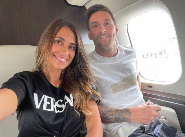 Epouse de Lionel Messi, Antonella Roccuzzo, la nouvelle reine de Paris