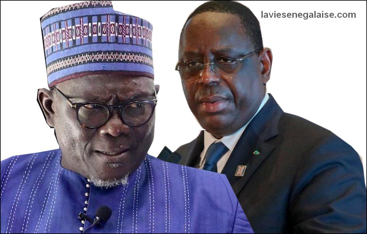 """Moustapha Diakhaté  parle de Macky : """"Ce qui me déplaît chez lui, c'est sa façon de gouverner"""""""