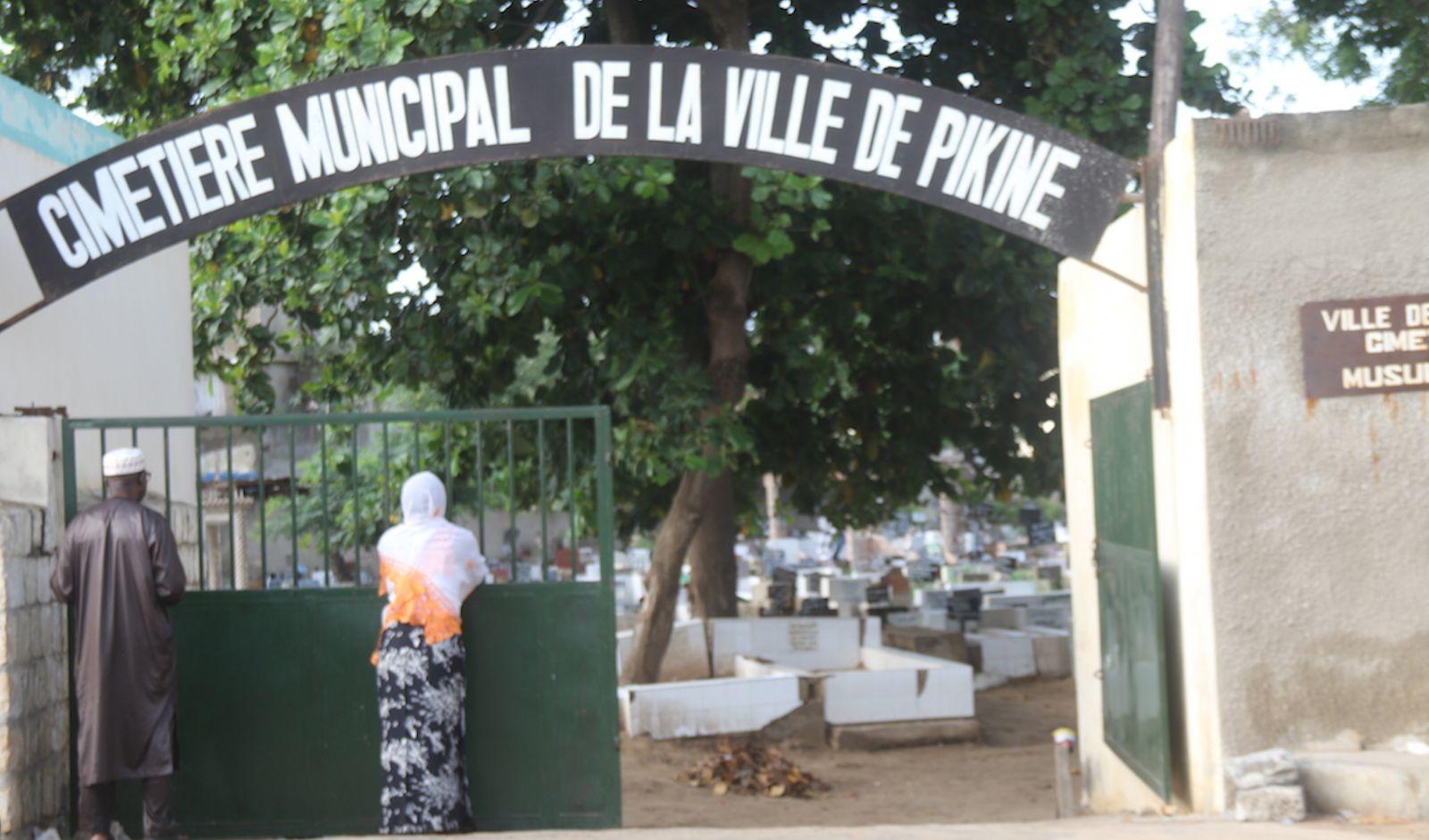 Extension du cimetière de Pikine : Un décret signé